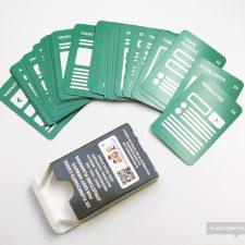 UX Flowchart Cards